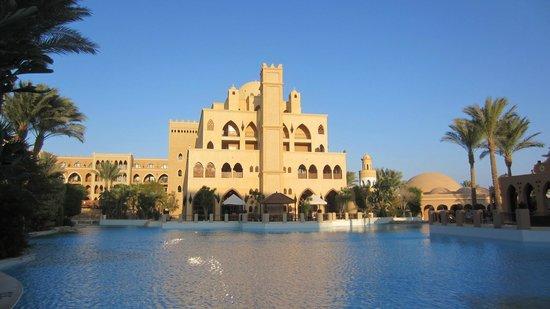 The Makadi Palace Hotel : Poolområde