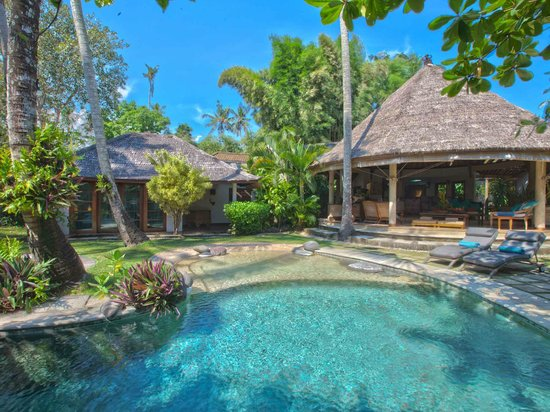 Taman Wana Ayurvedic Luxury Hotel and Villas in Seminyak : VILLA SUMBA