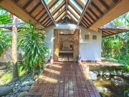 Taman Wana Ayurvedic Luxury Hotel and Villas in Seminyak : VILLA TIOMAN