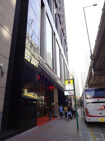 Rosedale Hotel Kowloon: Very modern