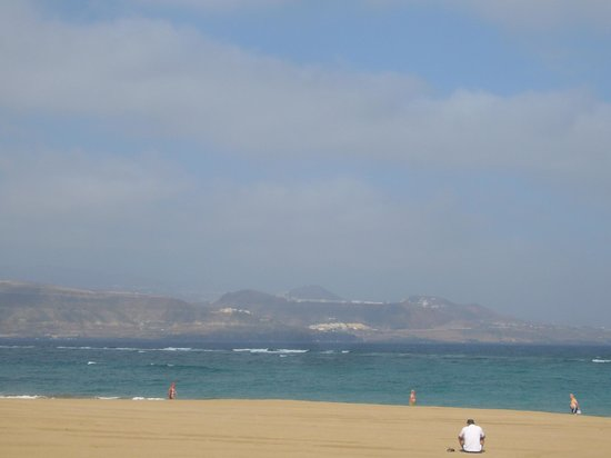 Playa de Las Canteras : Playa