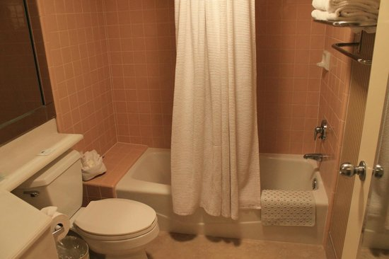 Candy Cane Inn: Bathroom