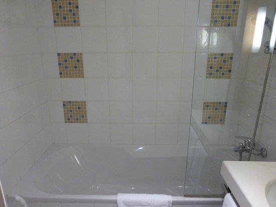 Grand Hotel Filippo : salle de bain