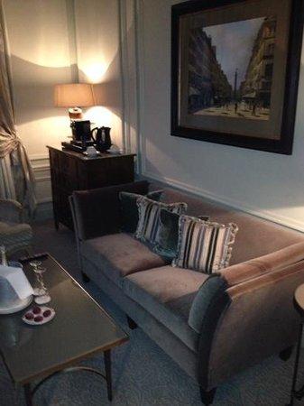 Hotel Westminster: Kamer