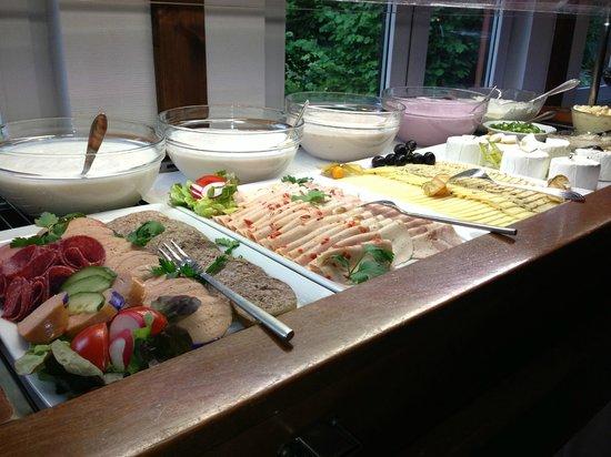 Hotel & Restaurant Zur Spreewaelderin: Frühstücksbuffet