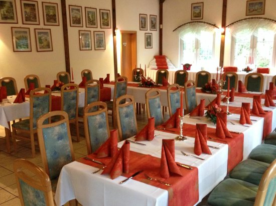 Hotel Restaurant Schenk Von Landsberg