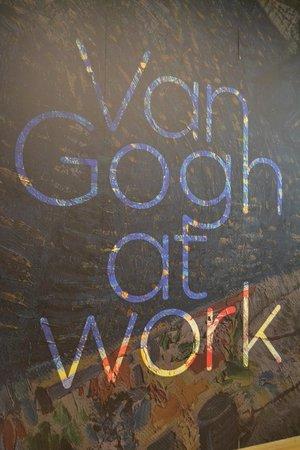 Van-Gogh-Museum: Van Gogh at Work Exhibition