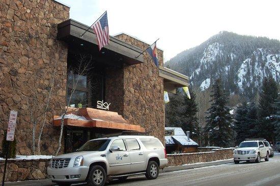 Sky Hotel - a Kimpton Hotel: Отель