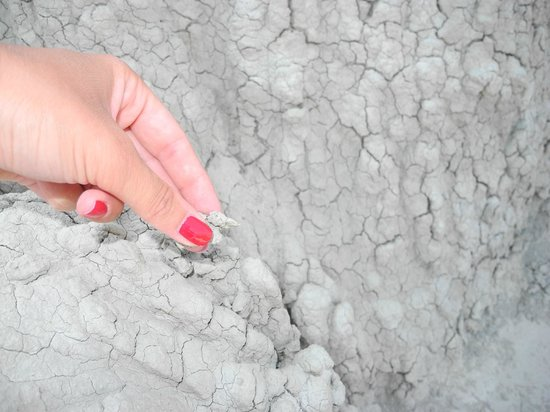 Gerakas Bay: Gerakas - roccia calcalera
