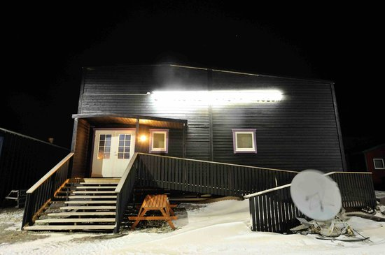 North Pole Expedition Museum: Museum building
