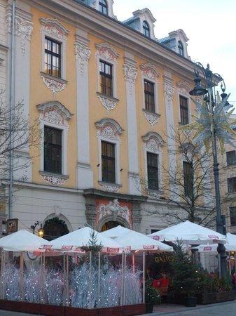 Pijalnia Czekolady E. Wedel Rynek Kraków