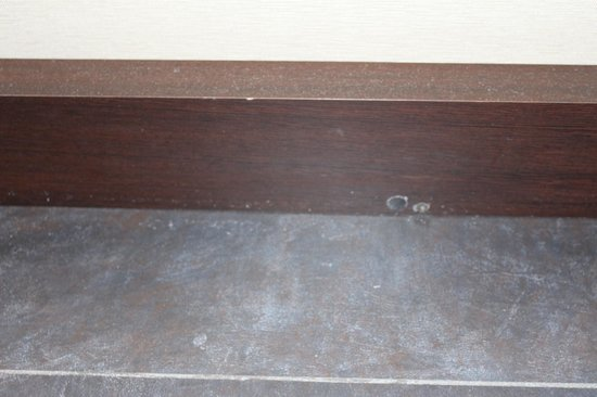 Holiday Inn Paris-St. Germain Des Pres : dirty floor