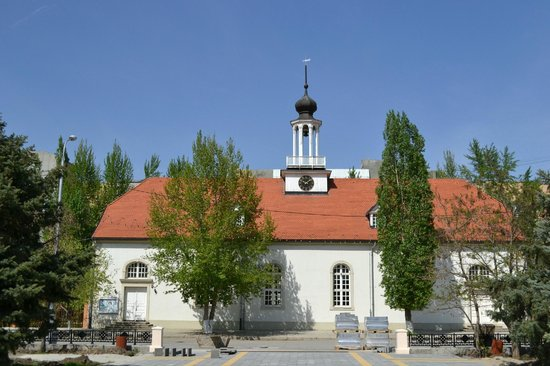 Old Sarepta Museum Reserve