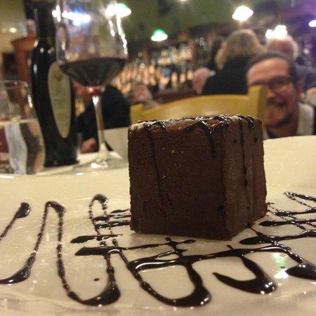 Enoteca Parlapa: torta