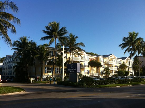 Sheraton Suites Key West: 正面入口2