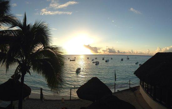 The Reef Coco Beach: Ocean view suite