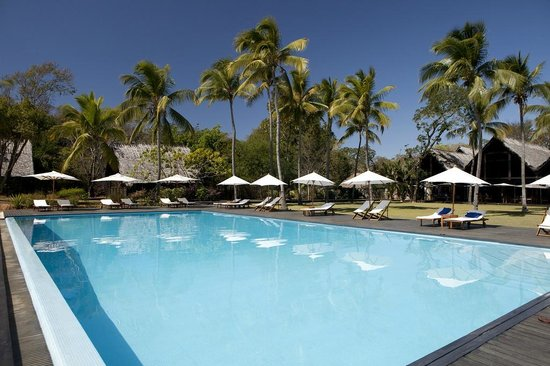 Anjajavy L'Hotel : Anjajavy Pool