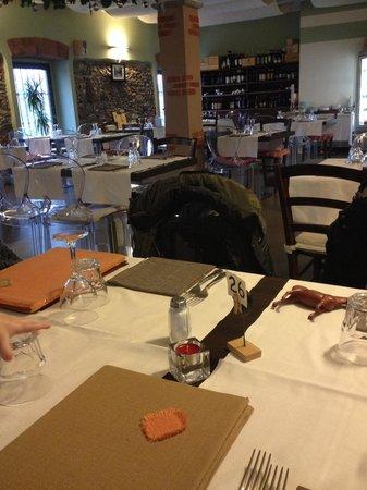 Ristorante Pizzeria Borgo San Giovanni : Locale