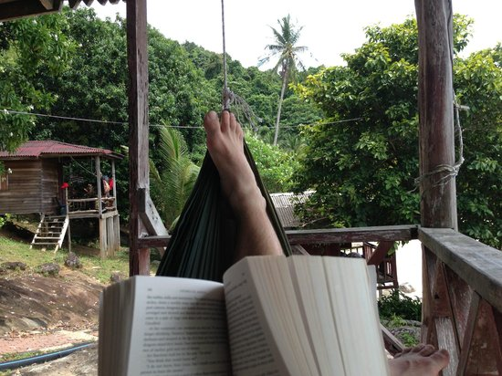 Keranji Beach: It was a good book....