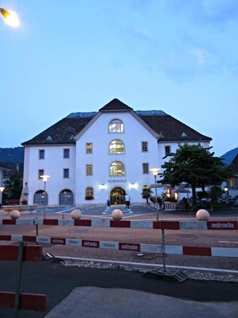 Hotel Balsthal: The other builiding of the hotel
