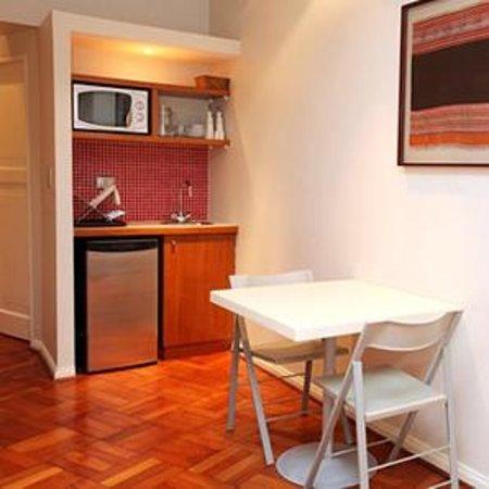 Lastarria 43/61: Mini Cozinha