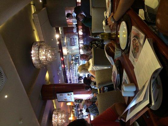 Balducci's: Imagem interior do restaurante!