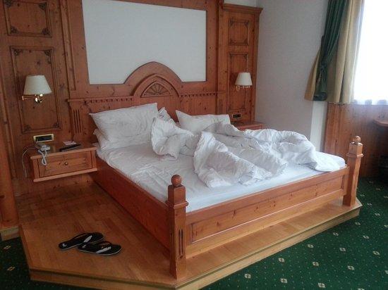 Hotel Savoy : Hotelzimmer