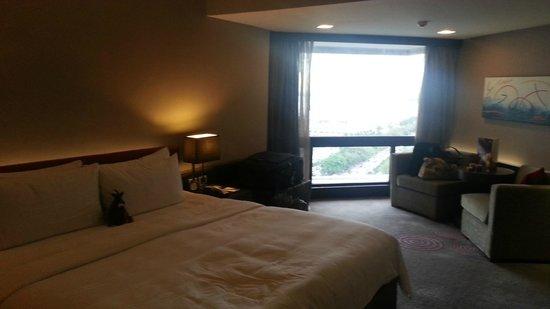 Hotel Jen Manila: Traders Club Room