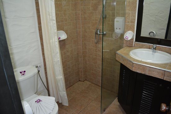 Boomerang Village Resort: Salle de bain
