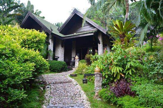Boomerang Village Resort : Superbe bungalow