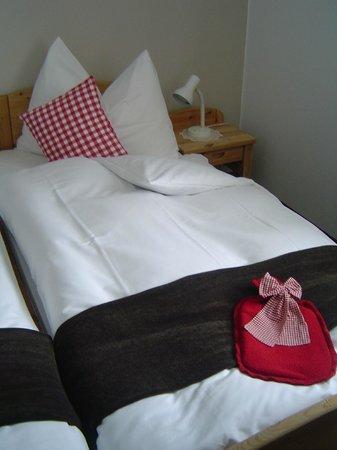 Berghaus Diavolezza: wunderbares Bett