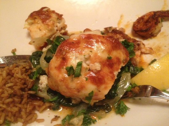Pappadeaux Seafood Kitchen: チリSea Bass