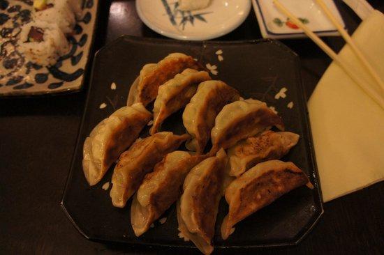 Japanese Sushi & Grill Restaurant Sushi: Ravioli
