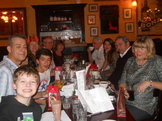 Cafe Rouge - Basingstoke: family party