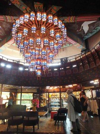 Hotel Commodore Busan: Otel Girişi