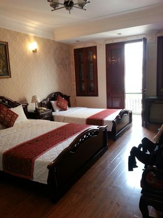 Little Hanoi Diamond Hotel: Room