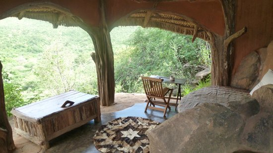 Tassia Lodge: The room to relax