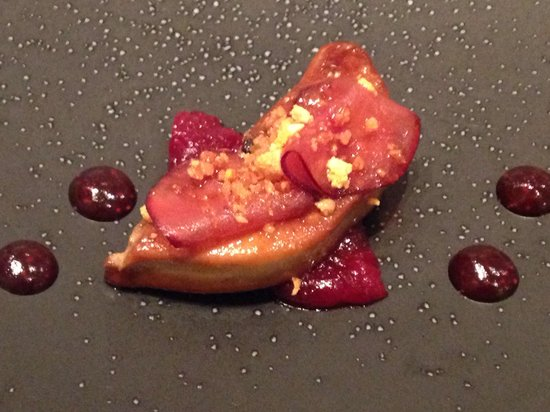 The Square : Foie gras