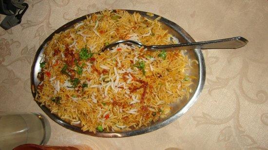Angeethi: Subz Biriyani