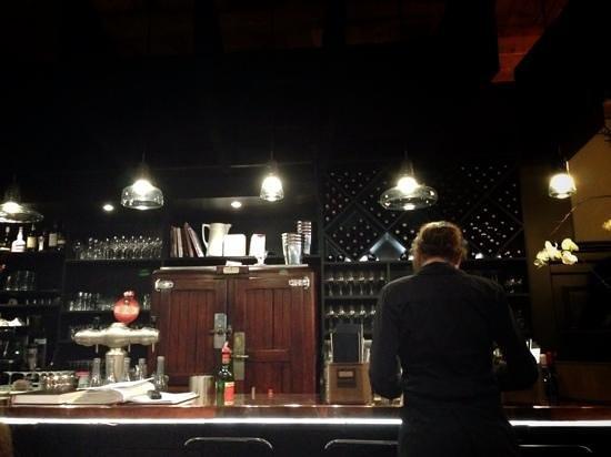 La Hache : le bar