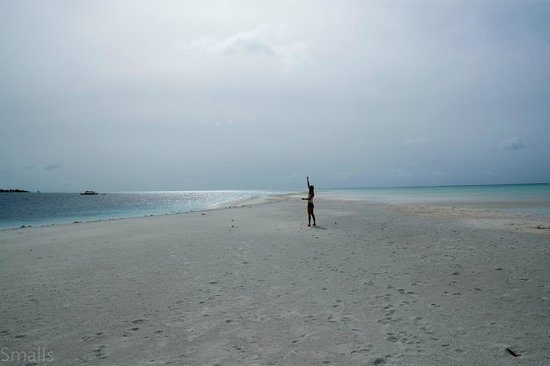 Cocoa Island by COMO: Long Sandbank