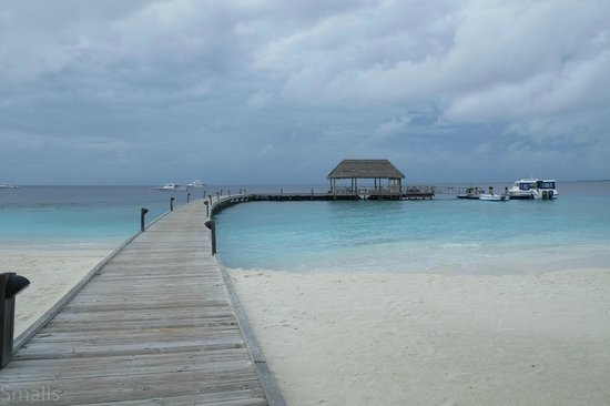 Cocoa Island by COMO: Speedboat pier