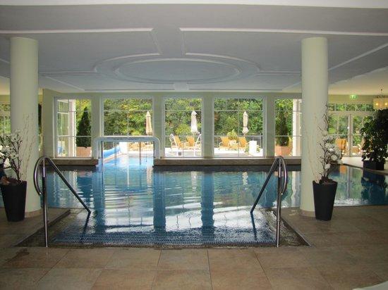 Grand Hotel Lienz: Pool1
