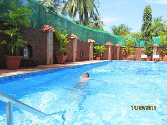 Casa Severina: Nice small pool