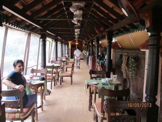 Casa Severina : Restaurant area - breakfast