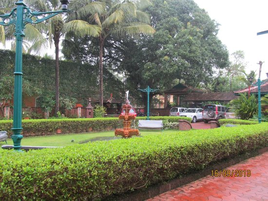 Casa Severina : Garden inside