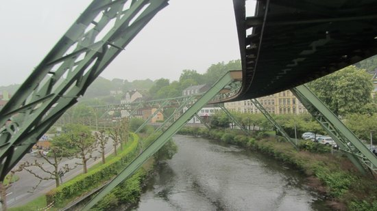 Wuppertaler Schwebebahn: Schwebebahn