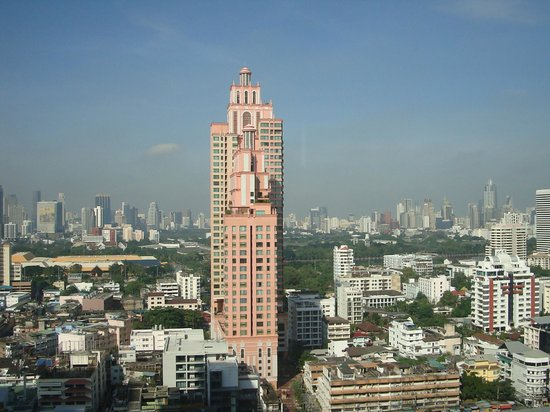 Sukhumvit Park, Bangkok - Marriott Executive Apartments: View from room