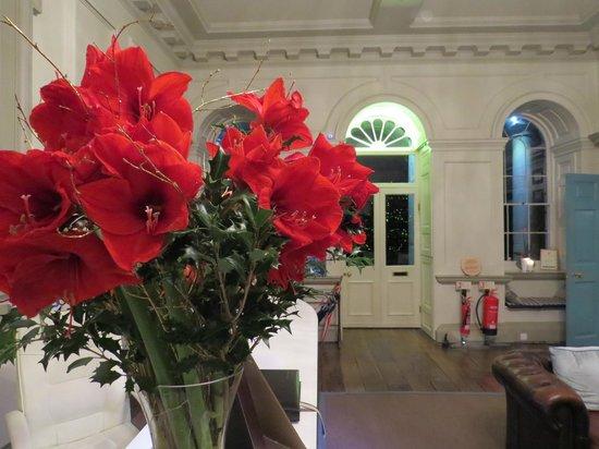 Nanteos Mansion : The reception