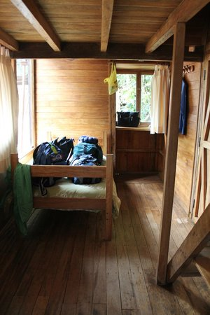 Rupa Wasi  Lodge : The downstairs